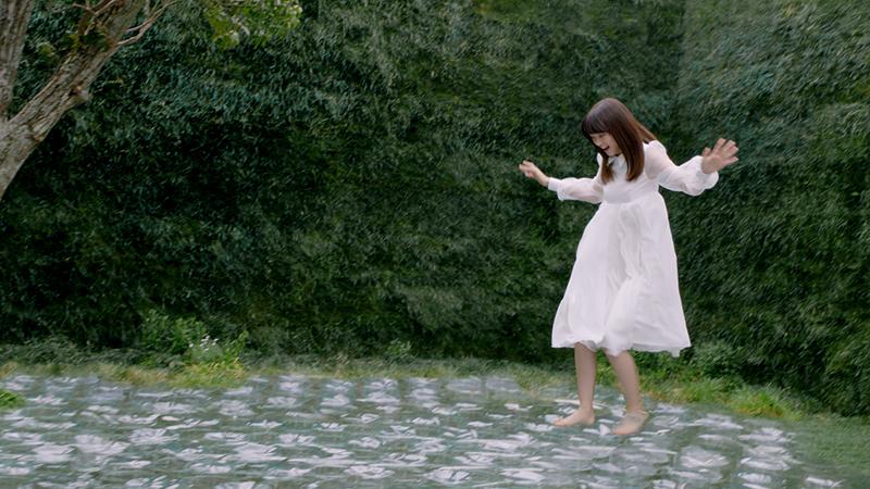 桐谷 美玲が[ぷちぷち][もふもふ][もみもみ]〜桐谷 美玲の魅力満載CM