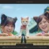 じゃらん新CM猫耳ゆかた姿が可愛い乃木坂メンバーねこダンス!乃木夏46メイキングあ