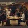 賢者の食卓CMオーケストラに囲まれて食事する男女出演者は?夫婦役の俳優と女優とは