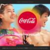 コカ・コーラコールドサインボトルCM水着姿の女性たちは誰?海水浴はコーラでナンパ