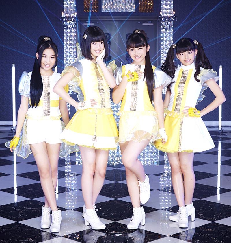 Prizmmy☆無料ライブと写真撮影会!2015年5月3日ライトオンららぽーと新三郷店