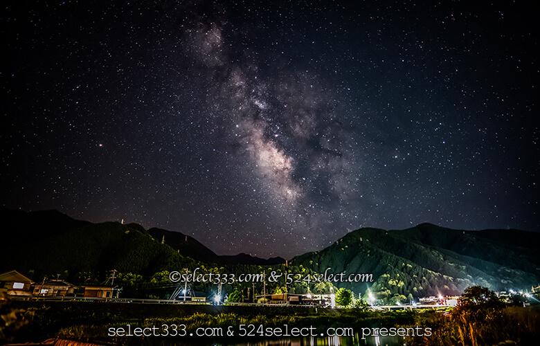 七夕の夜に天の川を見よう!七夕に天の川を見たり撮影したい!天の川が見れる場所は?