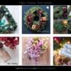 手作りテーブルリースが作れるクリスマスキット第一園芸が販売!ケイト・アーティスベリー