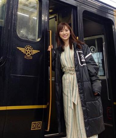 JR九州CM列車でいきなり熊本ばケーション!列車で旅する女性は?モデル泉里香出演CM
