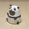 パンダの湯のみやパンダのぐい飲みが可愛すぎる[丸山陶房 パンダのうつわ]