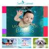 instagramの人気作家達!水の中を潜る赤ちゃん!アンダーウォーターベビー編 新作品の数々