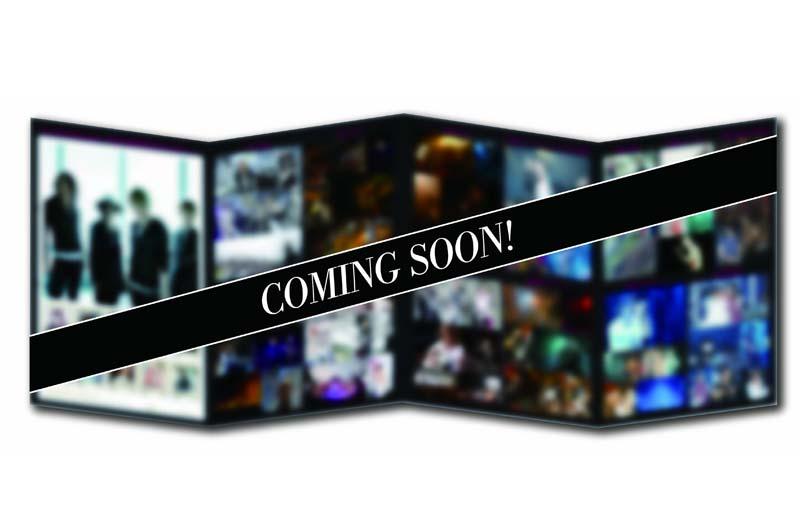 予約開始!GLAY 20th Anniversaryスペシャルフレーム切手セット!
