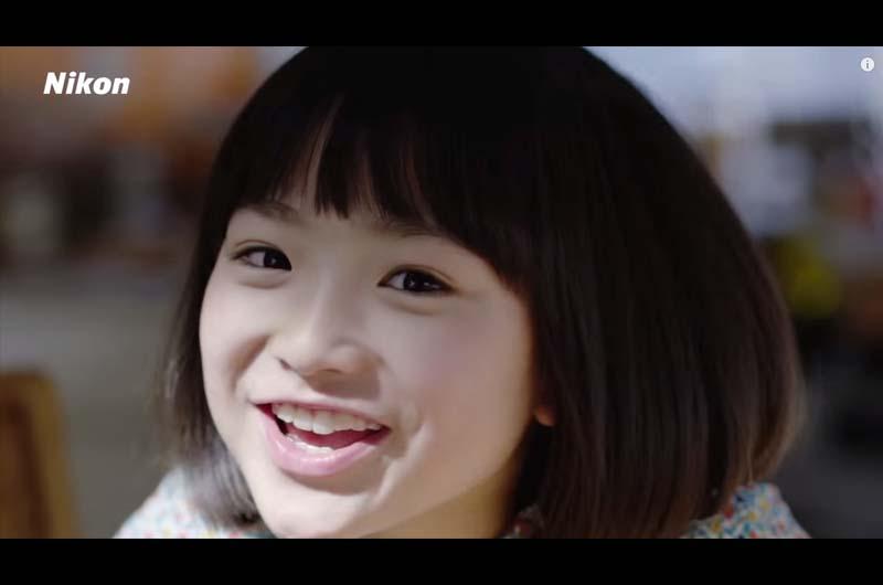 子役の田牧そらが人気急上昇中!愛らしい容姿と演技力に定評!ニコンCM小栗旬と共演
