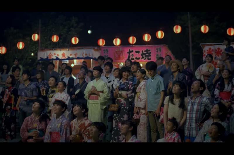 小松菜奈LINE MUSICのCMに出演!踊ったり浴衣姿で小松菜奈の魅力を演出!