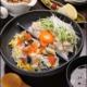 常磐道なら友部SAで食事休憩!二代目茨城VICTORY丼を食べるドライブちょい寄りSA