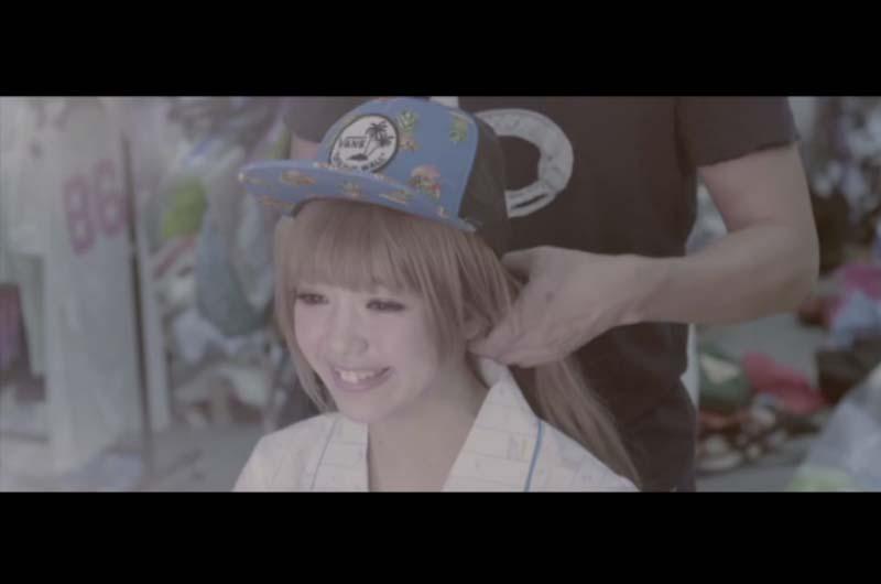 """藤田ニコルMVで涙の演技!にこるんソナポケ""""Good bye大切な人""""MV初主演初演技"""