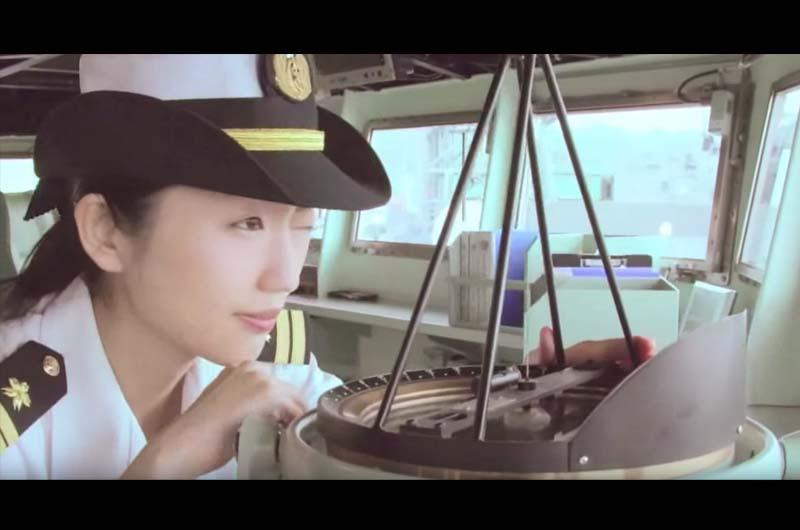 壇蜜が27年度自衛官募集のCMに出演!壇蜜(だんみつ)の陸海空の自衛隊に入隊体験動画も製作