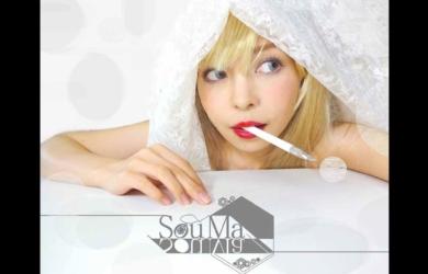 """切り絵作家""""SouMa""""さんの立体切り絵が美しい!1枚の紙を繊細で立体的な芸術作品に"""