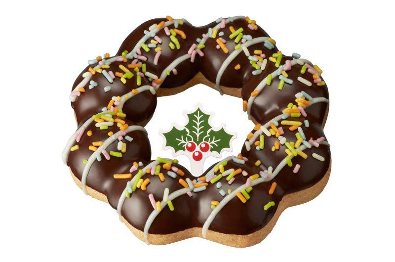 ミスタードーナツクリスマス限定メニューにリラックマセット登場!ミスドのドーナツでパーティ演出