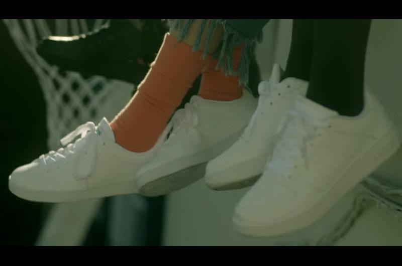 足元も軽やかに!アディダスネオCMに池田エライザが出演!adidas neo#TEAMCOURT