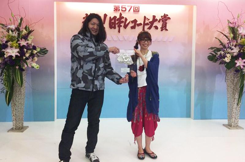 祝「日本レコード大賞企画賞」朝倉さやリバーボートソング!−River Boat Song−2016への飛躍