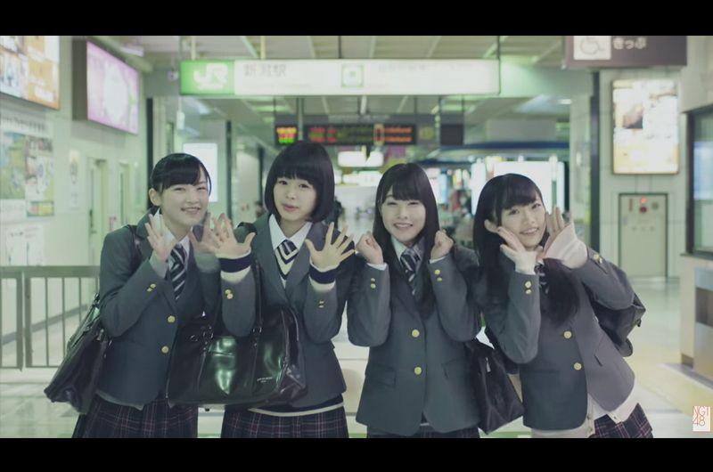 NGT48とJR東日本(TYO)タイアップでCMオンエア!CMソングは「Maxとき315号」