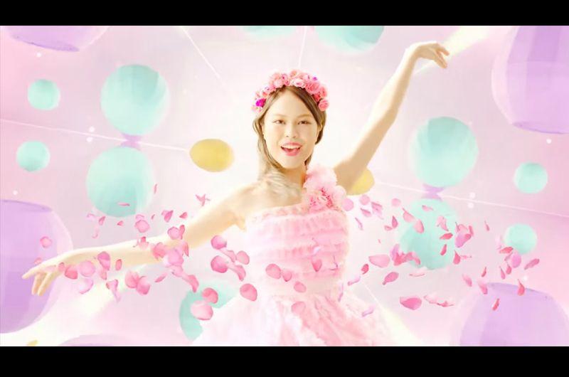 ロート製薬リフレアデオボールCMに出演している女優は誰?香りの妖精ミラクルベルマジック
