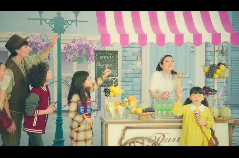 グリコパナップCM子役も可愛いアイスの売り子役女優は誰?吉高由里子がパナップいかがですか〜