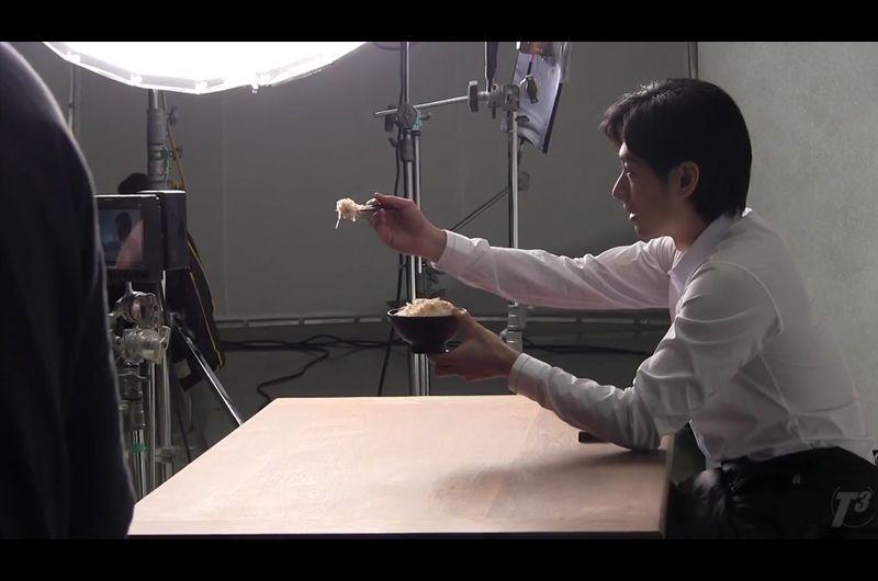 マルトモ「プレ節」ディーン・フジオカ初CMにファン歓喜!かつお節かけごはんが美味しそう