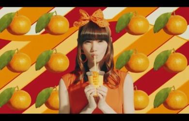2016マックシェイク甘夏みかんにCM出演の女の子は誰?愛媛のゆるキャラ「みきゃん」も共演!