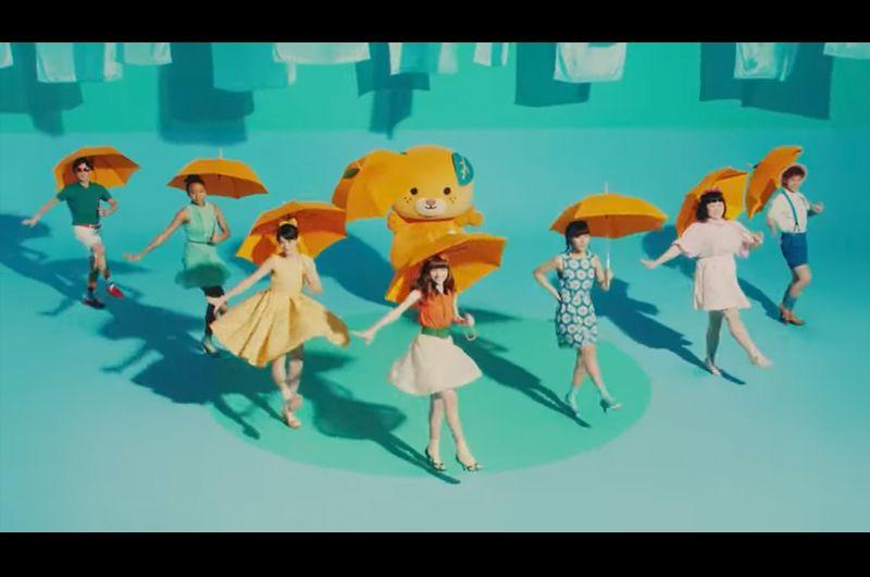 2016マックシェイク甘夏みかんCMに出演の女の子は誰?愛媛のゆるキャラ「みきゃん」も共演!