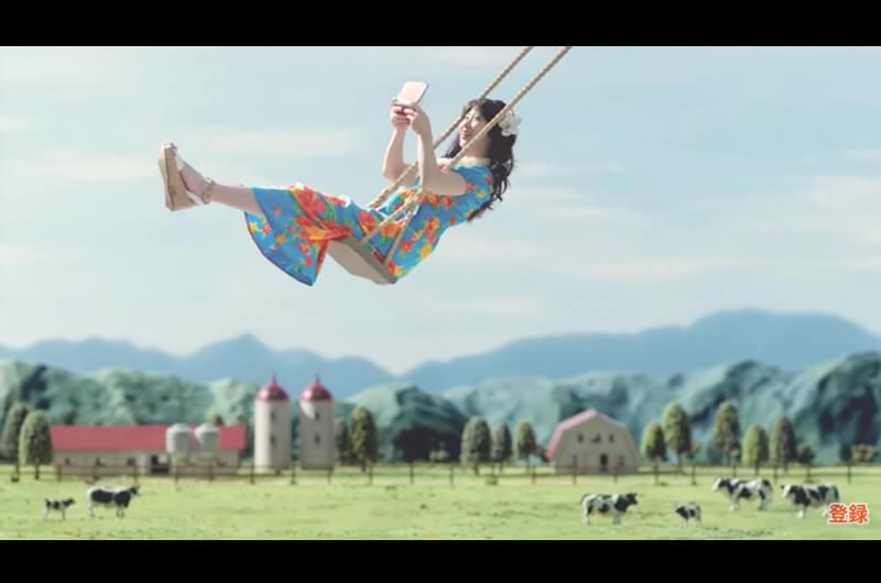 牧場物語3つの里の大切な友だちCMブランコに乗る女の子!ニンテンドー3DSソフト新CM