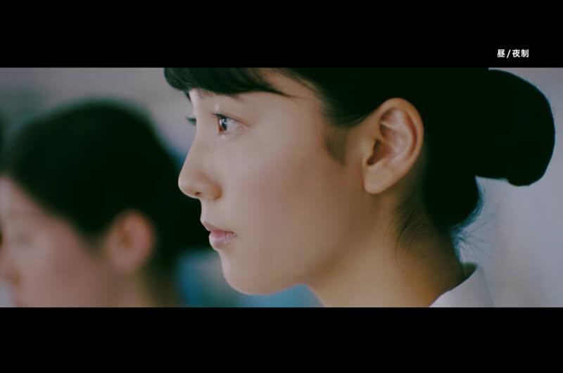 首都医校|大阪医専|名古屋医専の新CM看護師を目指す女優は?医療人になろうと思う!