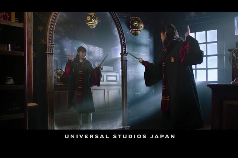 USJハリーポッターCM出演女の子は?貴女もハーマイオニーに!加村真美が魔法の世界を楽しむ