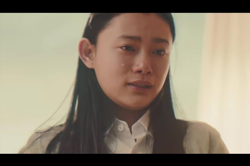 SUUMOスーモ新CM引越し前夜の上映会思い出に涙する女の子!杉咲花出演CM