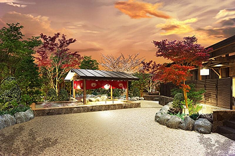 西武秩父駅前温泉「祭の湯」秩父駅がリラクゼーションエリアに!秩父の旅が楽しさ倍増