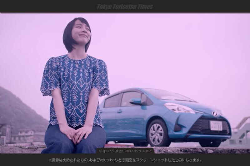 ネッツトヨタ広島CMのん出演岸壁でひとり口ずさむ女の子!広島限定CM(能年玲奈)