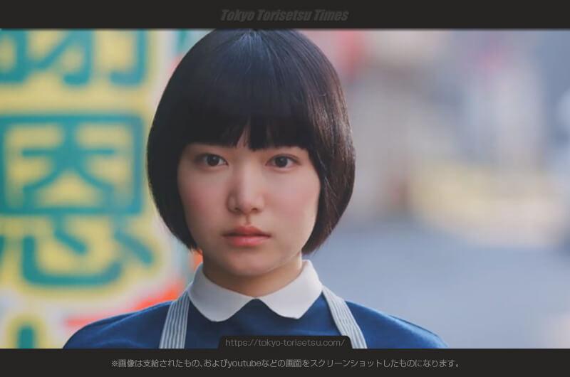しんきんガールMV信用金庫と関取花のコラボ主演は小川紗良!リンコちゃんの恋の行方は