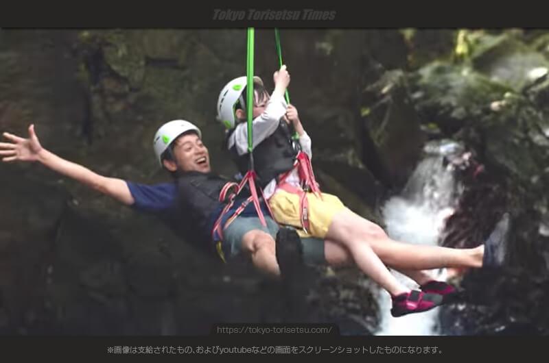 花王メリットCM遊んだ後はシャンプーしようねっ出演者情報!田中麗奈・吉沢悠出演