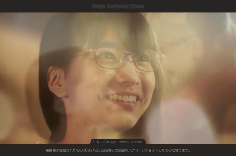 パリミキ・メガネの三城CMめがねでタイムトリップの女の子は?坂ノ上茜(さかのうえあかね)