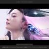 日産マーチCMメイクしてナデシコピンクのマーチに乗る女性は?藤野有理(ふじのゆり)出演